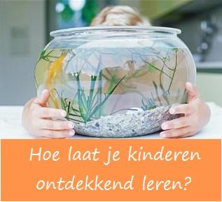 Hoe laat je kinderen ontdekkend leren? - KlasvanjufLinda.nl - vol met leuke lesideeën en lesidee