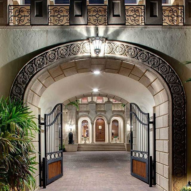 This Mediterranean Style Mansion Is Located In Houston, TX