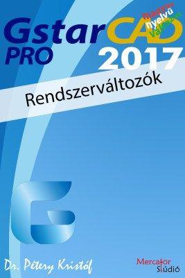 GstarCAD 2017 Pro - Rendszerváltozók (magyar változat) e-book