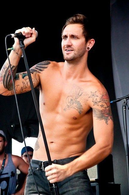 David Ryan from Every Avenue. :) Beautiful, beautiful man.