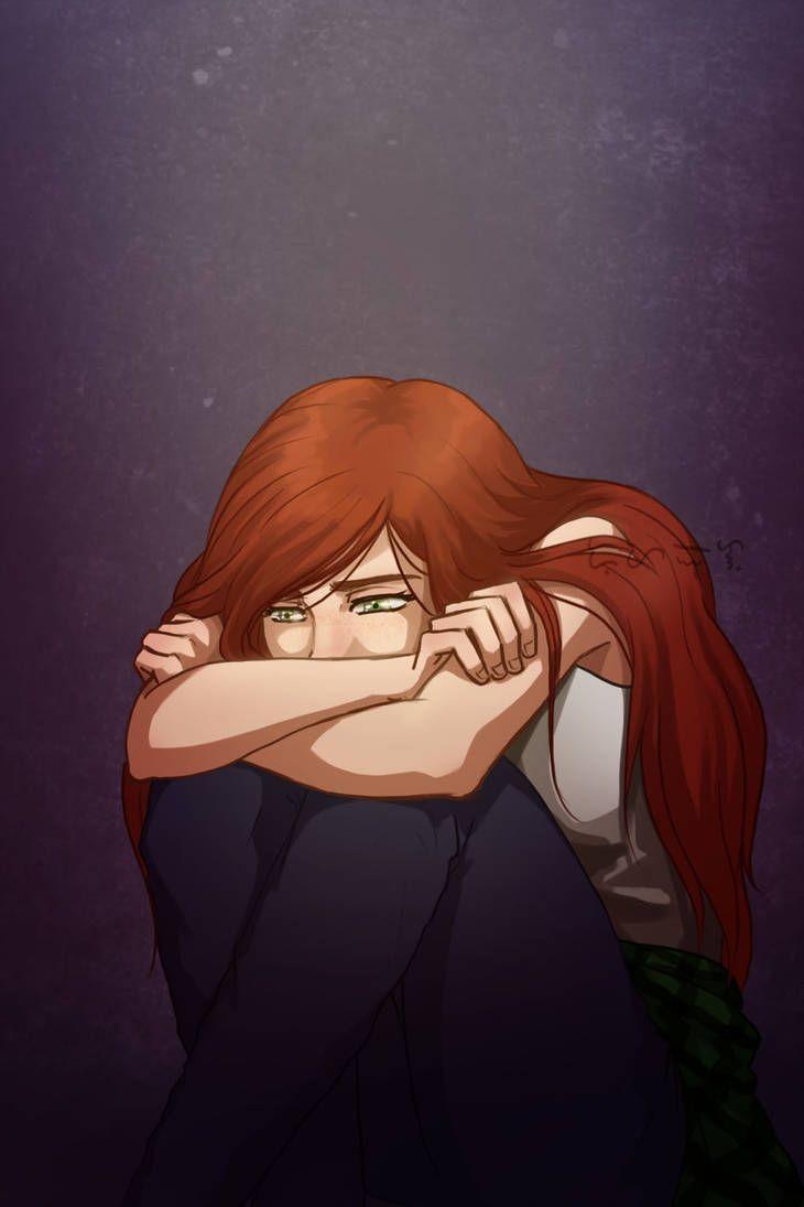 Dismal By Wintermaiden11 Dibujos Anime Llorando Llorar Por Amor