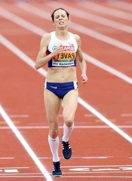 Jo Pavey - Athletics. 10,000m.