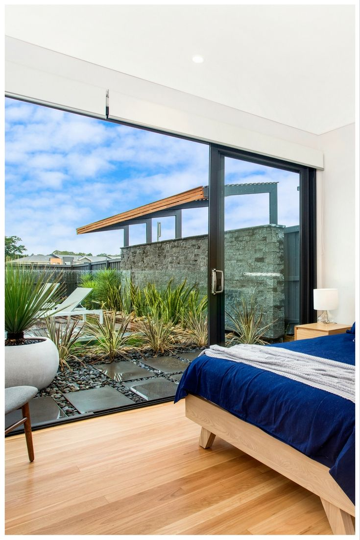 Paragon sliding stacker door by Wideline in a beautiful home by Buildcraft Constructions. .wideline.com.au | Stacker Doors | Pinterest | Doors and ... & Paragon sliding stacker door by Wideline in a beautiful home by ... pezcame.com