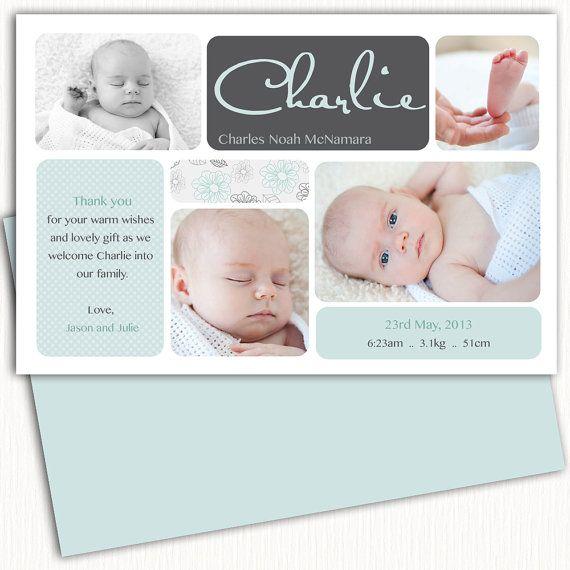 die besten 25 danksagung geburt ideen auf pinterest baby dankeskarten geburtskarten und. Black Bedroom Furniture Sets. Home Design Ideas