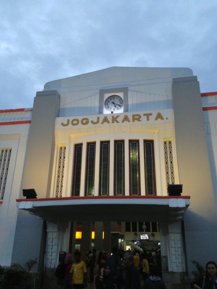 Stasiun Yogyakarta Tugu in Yogyakarta, DI Yogyakarta
