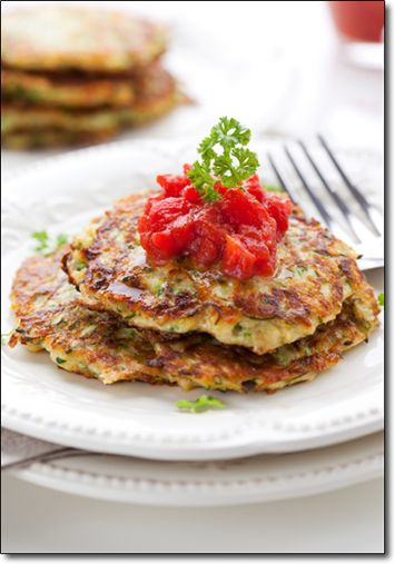 Vegetable Pancakes | Woo hoo something to do with all that left over juicing pulp