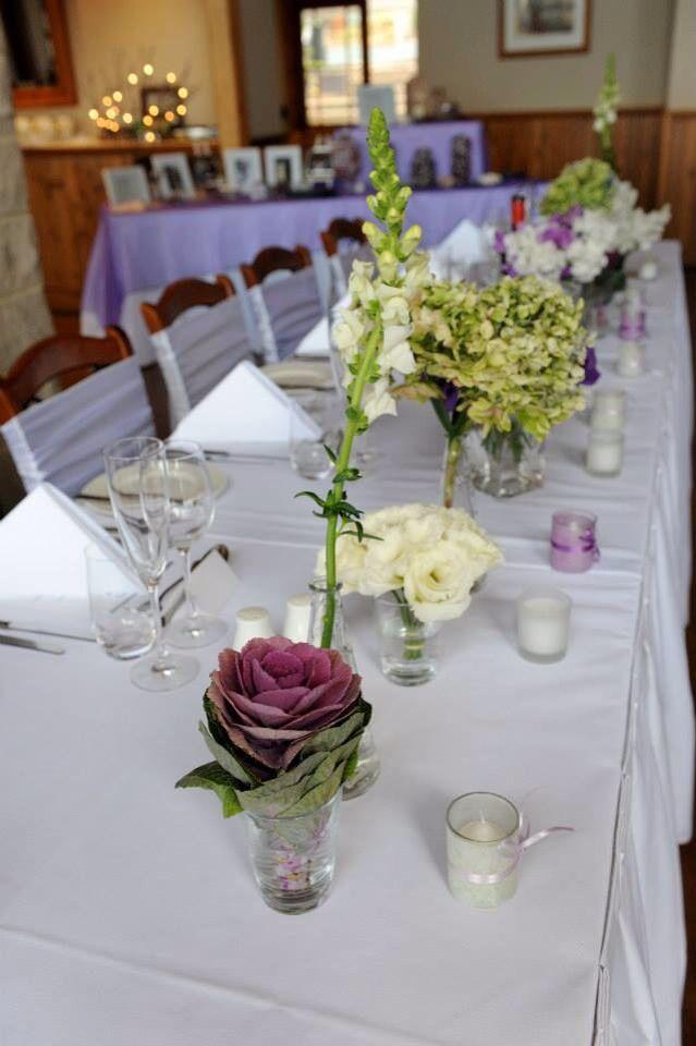 Purple themed wedding by Mei & May www.meiandmay.com.au