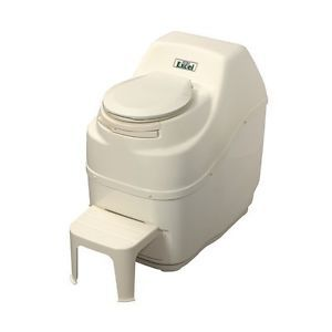 Best off the grid toilet options