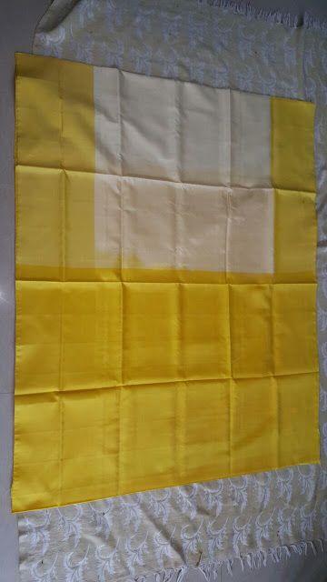Indian Traditional Handloom Sarees: Uppada Plain Silk Sarees
