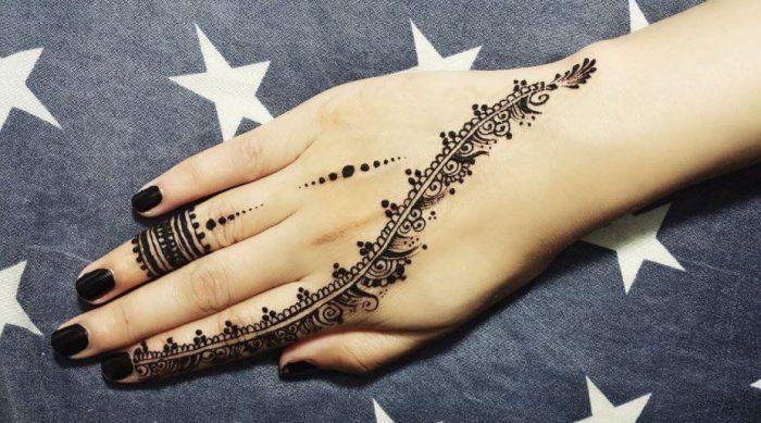 رسومات حنه بحث Google Henna Tattoo Designs Simple Mehndi Designs For Hands Mehndi Designs For Fingers