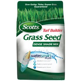 Scotts Turf Builder 7 lbs Dense Shade Grass Seed Mixture