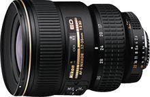 Nikon - AF-S Zoom-Nikkor 17-35mm f/2.8D IF-ED Wide-Angle Zoom Lens for Select Nikon Dslr Cameras - Black