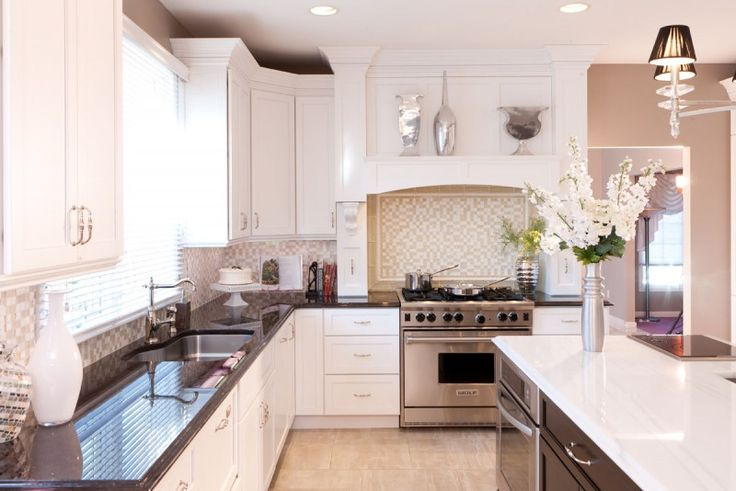 Candlelight Cabinetry: Madison (Full Overlay) / Paint Grade ...