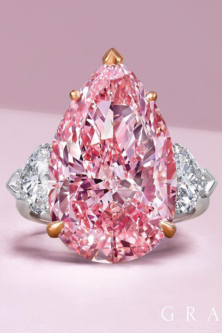 389 best Jewellry images on Pinterest | Gemstones, Colored diamonds ...