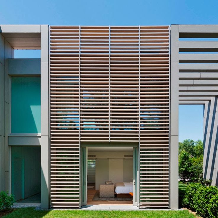 Timber Top Apartments: 14 Best {Architecture} Timber Louvres Images On Pinterest