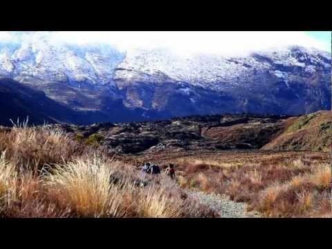 Tongariro Northern Circuit - New Zealand Department of Conservation - GreatWalks.co.nz
