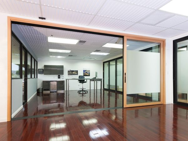 milgard windows and doors moving glass wall systems