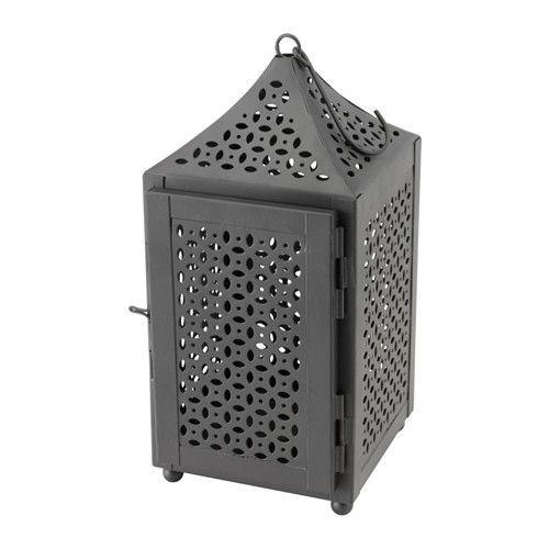 DOFTRIK ティーライト用ランタン 室内/屋外用 IKEA 室内・屋外兼用