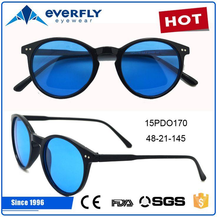 2016 vintage fashion style New custom plastic Cheap PC sunglasses
