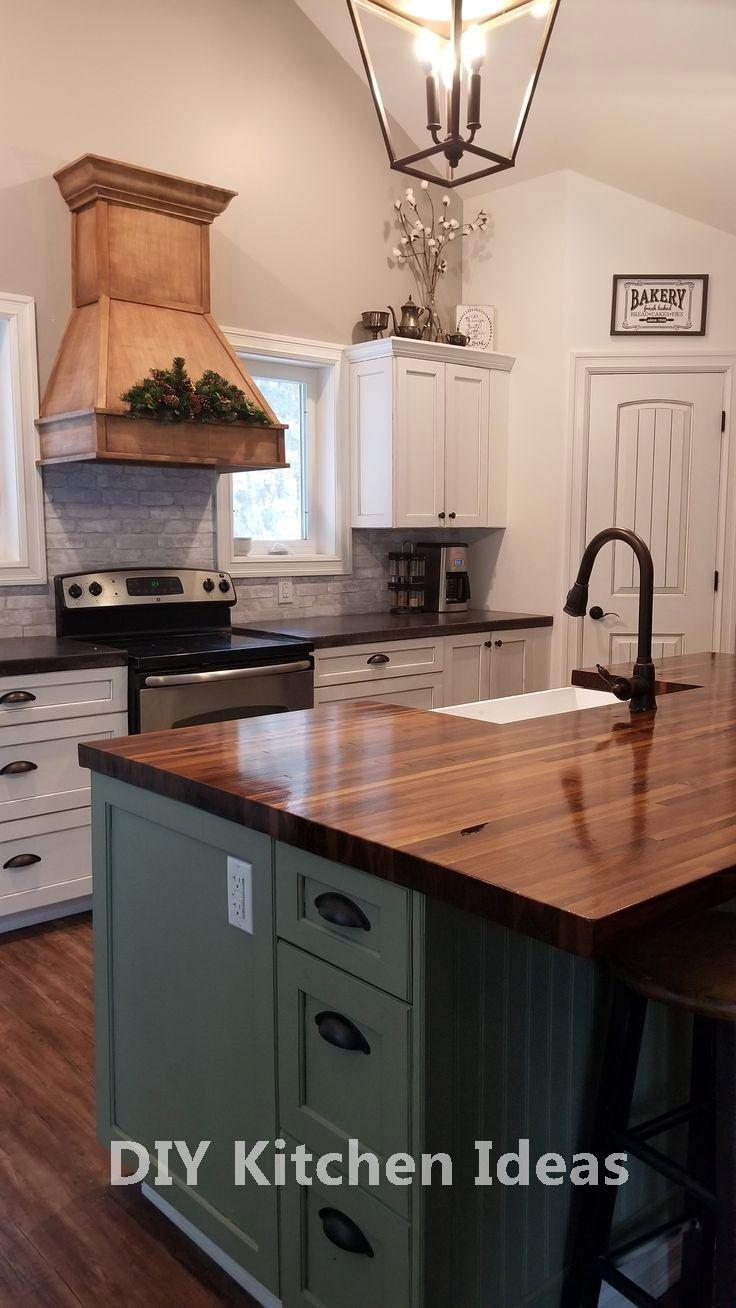 Diy Kitchen Timeless Design Ideas Kitchen Diy Butcher Block