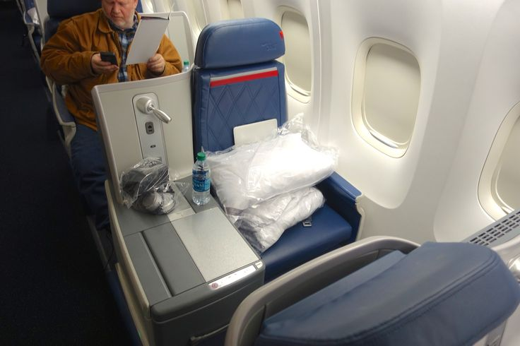 Flight Review: Delta (767-400ER) Business Class From Atlanta to Lima #TravelTips