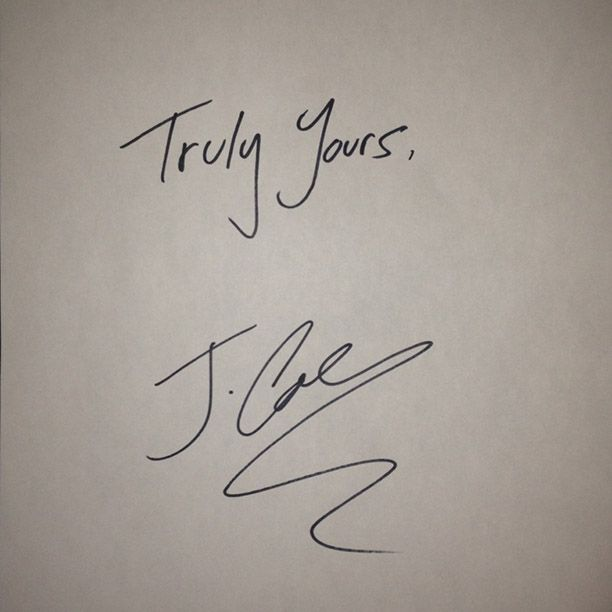 J. Cole - Truly Yours EP