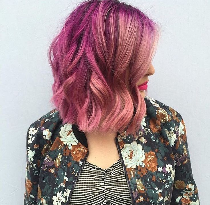 haircut and color 757 best images about hair pink on 1393
