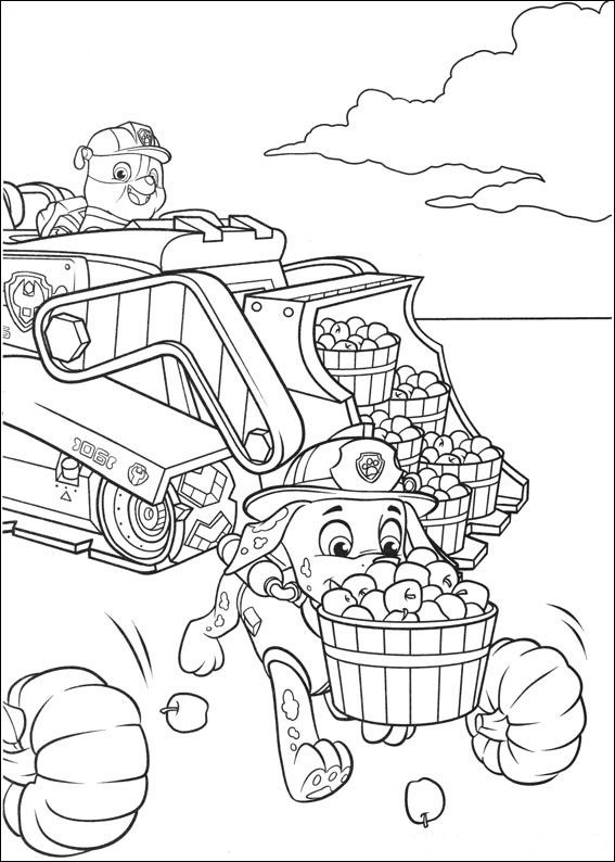 Paw Patrol Coloring Books Amazing Coloring Books Featuring 217 Characters Girls Kids 2 4 3 5 4 8 Paw Patrol Coloring Pages Paw Patrol Coloring Coloring Books
