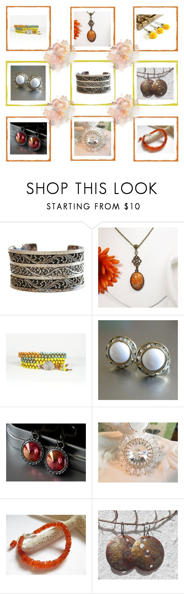 """""""For Her"""" by keepsakedesignbycmm ❤ liked on Polyvore featuring Lois Hill, jewelry, accessories and gifts"""