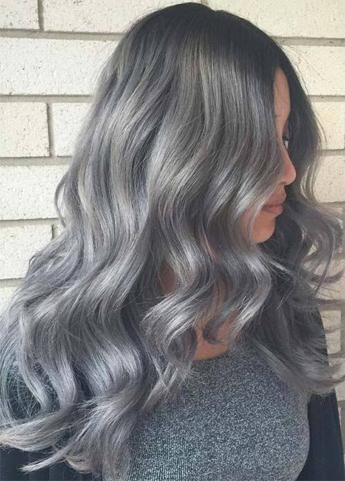 28 besten hair bilder auf pinterest graue haare haar ideen und