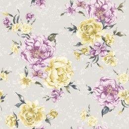 Holden Decor Josephine plum wallpaper 98861