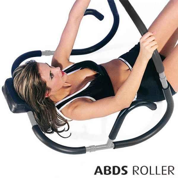 BANCO ABDOMINALES ABDS ROLLER Está diseñado para hacer sus ejercicios sin cansarse tan rápido, y sin forzar la cabeza, la espalda y el cuello.  http://funbuyweb.eu/es/banco-abdominales/2833-banco-abdominales-abds-roller.html