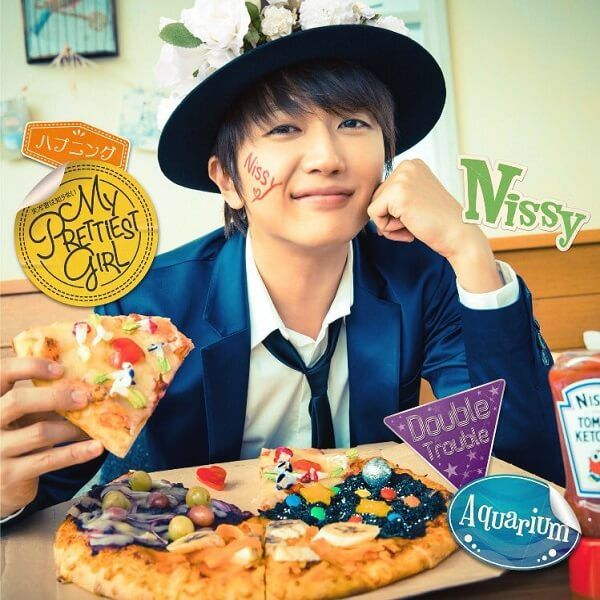 #Nissy – まだ君は知らない My Prettiest Girl Lyrics