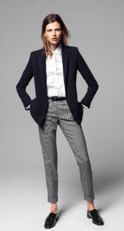 outfit; black n white n grey