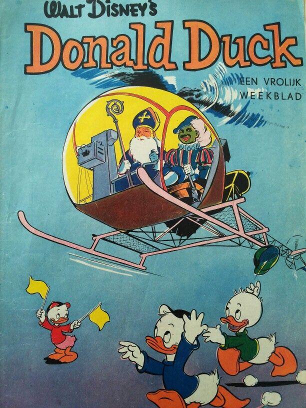 Sinterklaas 'cover' 1962