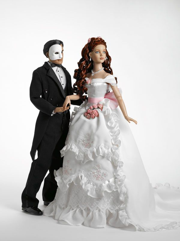Phantom of the Opera - I wanted this so bad, Ken & Barbie as The Phantom & Christine. I saved up for six months and FAO Schwartz sold the last set 15 minutes before I got there :(