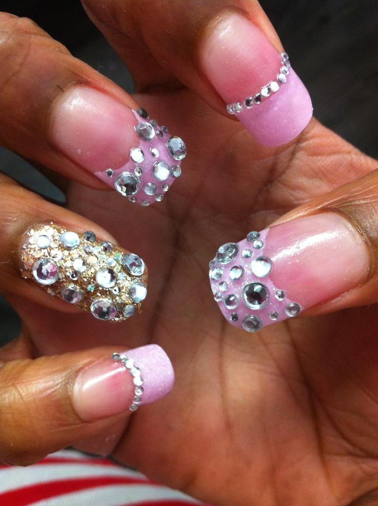 Diamond Nails, Dimond Nails