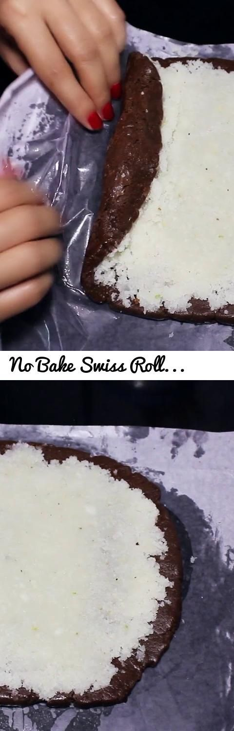 No Bake Swiss Roll Cookies Quick Easy Chocolate Recipe Easy Dessert Recipes   Kanak's Kitchen... Tags: How To Make Homemade, Chinese Food, Chinese cuisine, Cooking, Food, Video Recipe, Spicy Vegetable, Sweets Dish Recipes, How To Make HomeMade Recipe, Food in usa, Food Topic, Food Topic