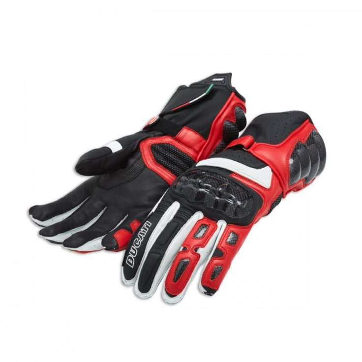 Ducati Performance C2 Gloves: 9810400
