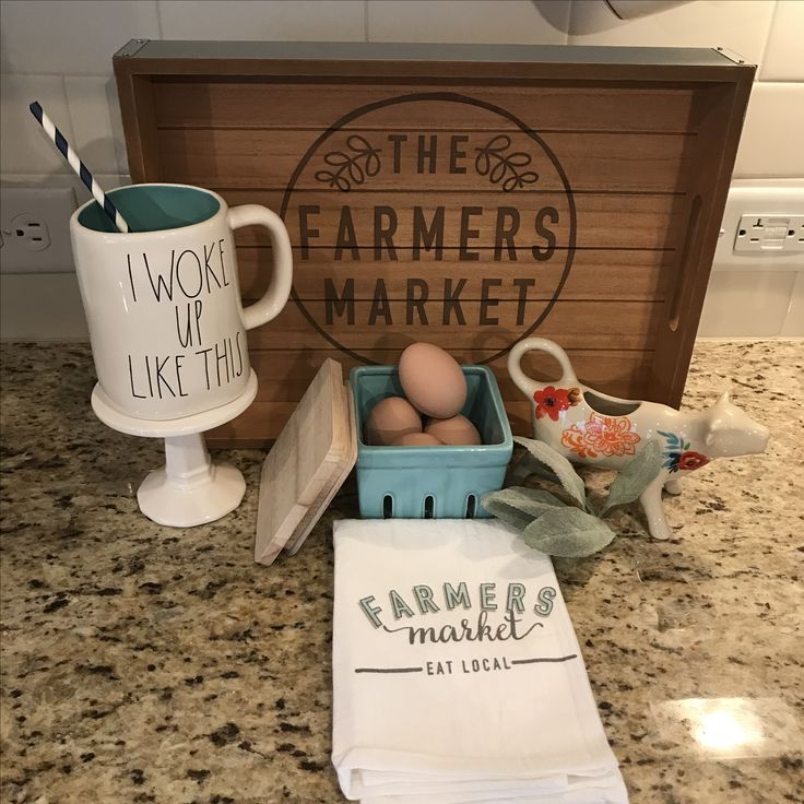 I am LOVE with Target dollar spot farmhouse items! #targetdollarspot #target #farmhouse #farmhousedecor #raedunn