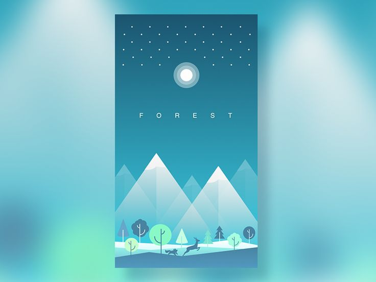 Sphere ◉ - Forest by Ramin Nasibov - Dribbble