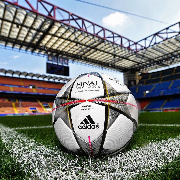 Want this stunning #UCLfinal @adidasfootball? Tag a friend below: we'll pick a winner at random!  ___________ #competition #prize #giveaway #championsleague #ball #football by uefachampionsleague