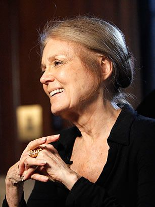 Gloria Steinem is a writer, lecturer, editor, and feminist activist. She helped to found the Women's Action Alliance, the National Women's Political Caucus, and Choice USA. She was the founding president of the Ms. Foundation for Women and helped create Take Our Daughters to Work Day.