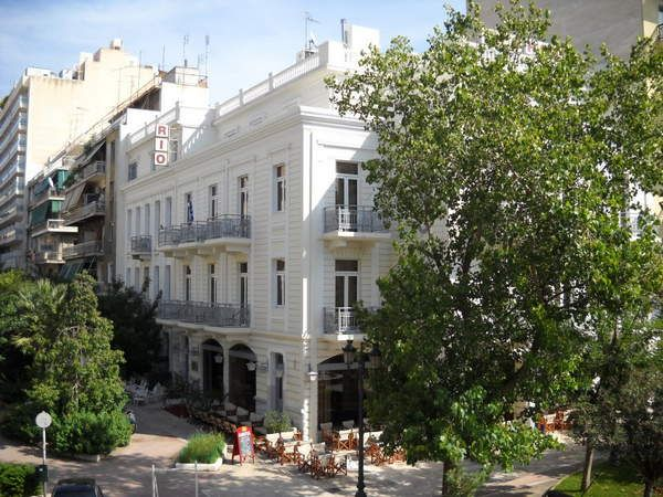 Nestled in the center of Athens, on a quiet pedestrian street of the Karaiskaki square, 3 stars Hotel Rio Athens is also close to Metaxourghio Metro Station. Accommodation is provided in air-conditioned rooms, with free Wi-Fi.
