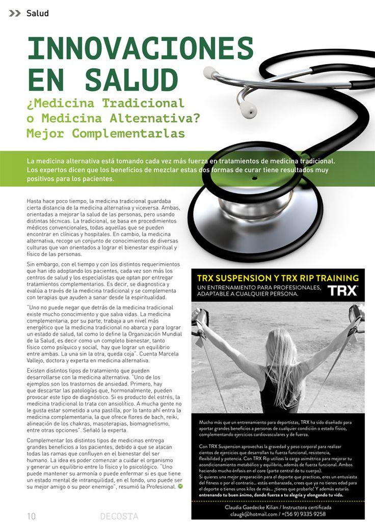 Salud - TRX