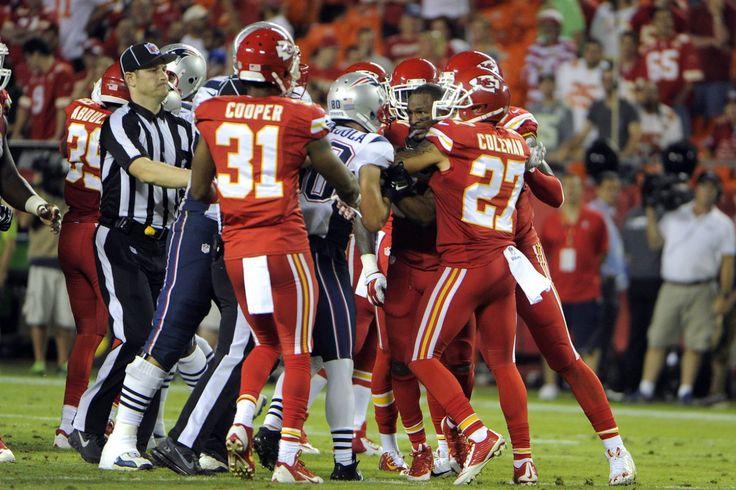 NFL playoffs 2016: Chiefs vs Patriots live blog, predictions...: NFL playoffs 2016: Chiefs vs Patriots live blog, predictions… #Patriots