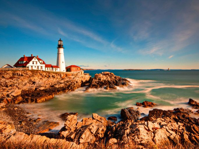 MAINE: Maine Coast | The 20 Most Scenic Drives In America
