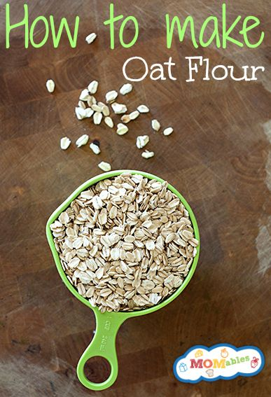Instead of using Rice Cereal, Oatmeal has more protein and it's healthier. 11 g per Serving.