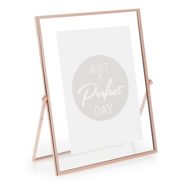 TIMO COPPER metal photo frame 19 x ...