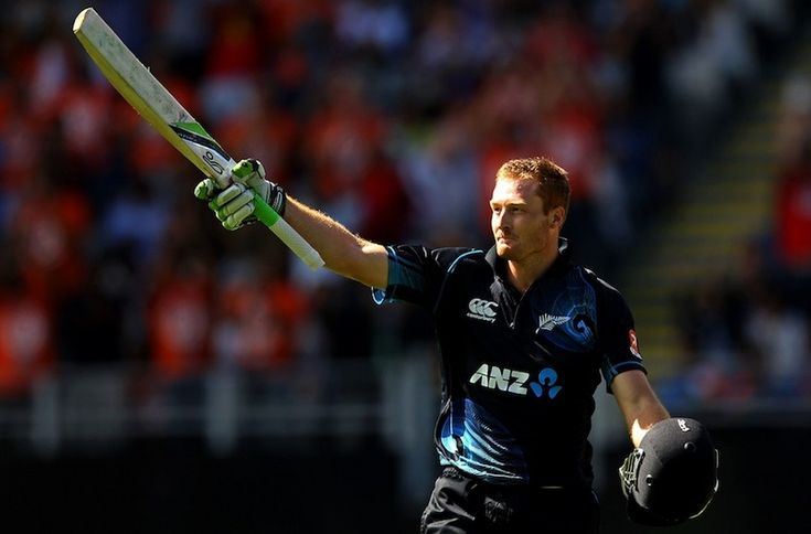 Martin Guptill and Jesse Ryder as their openers with Rob Nicol in the bench for the mega-tournament. (Photo Source: Getty Images)